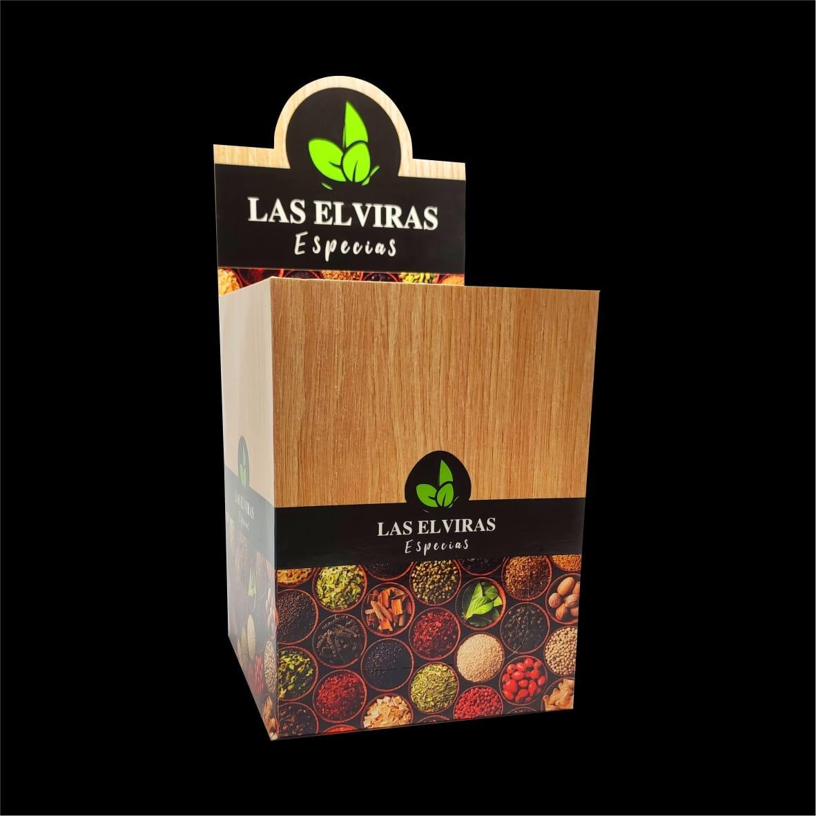 Packaging  Las elviras