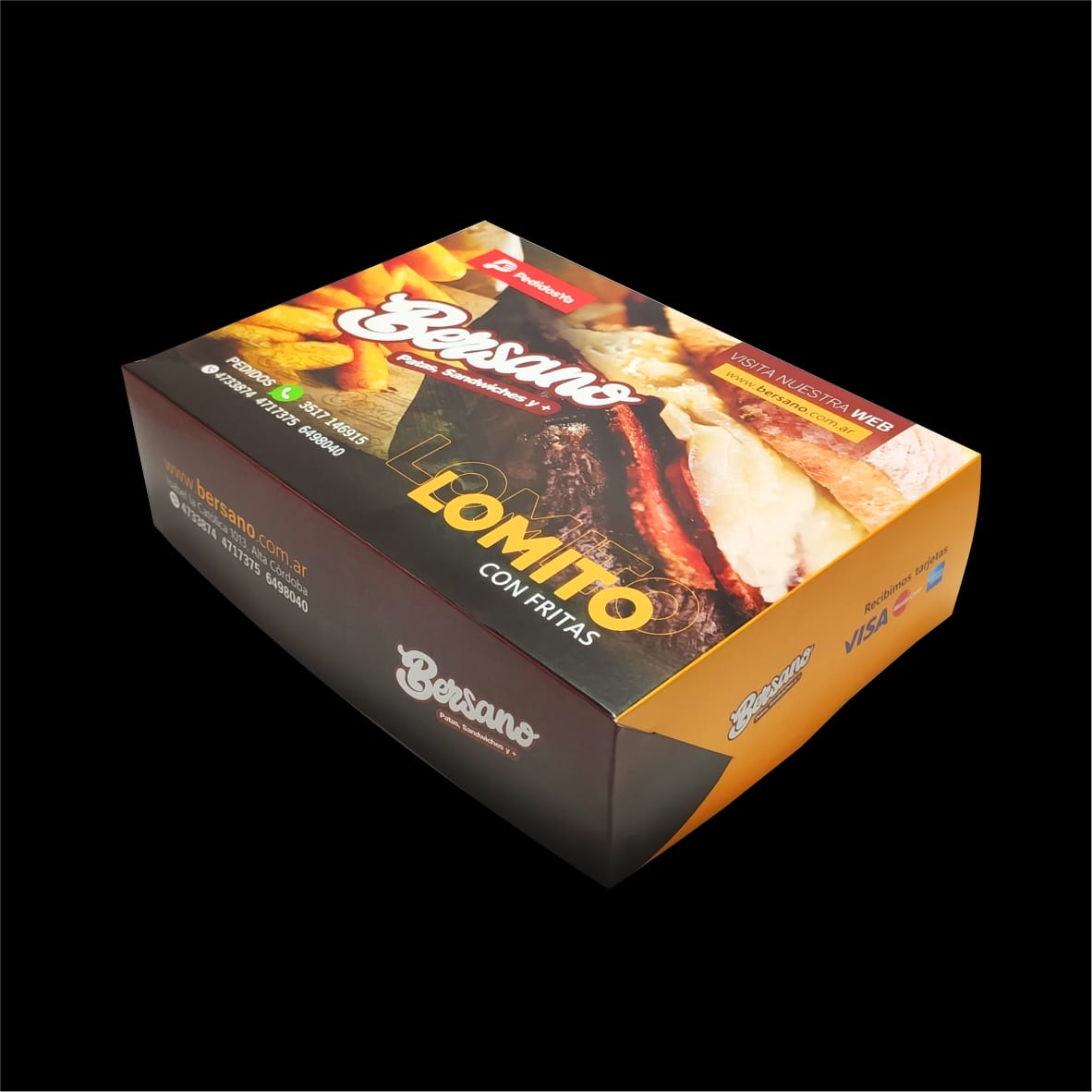 Packaging  Bersano