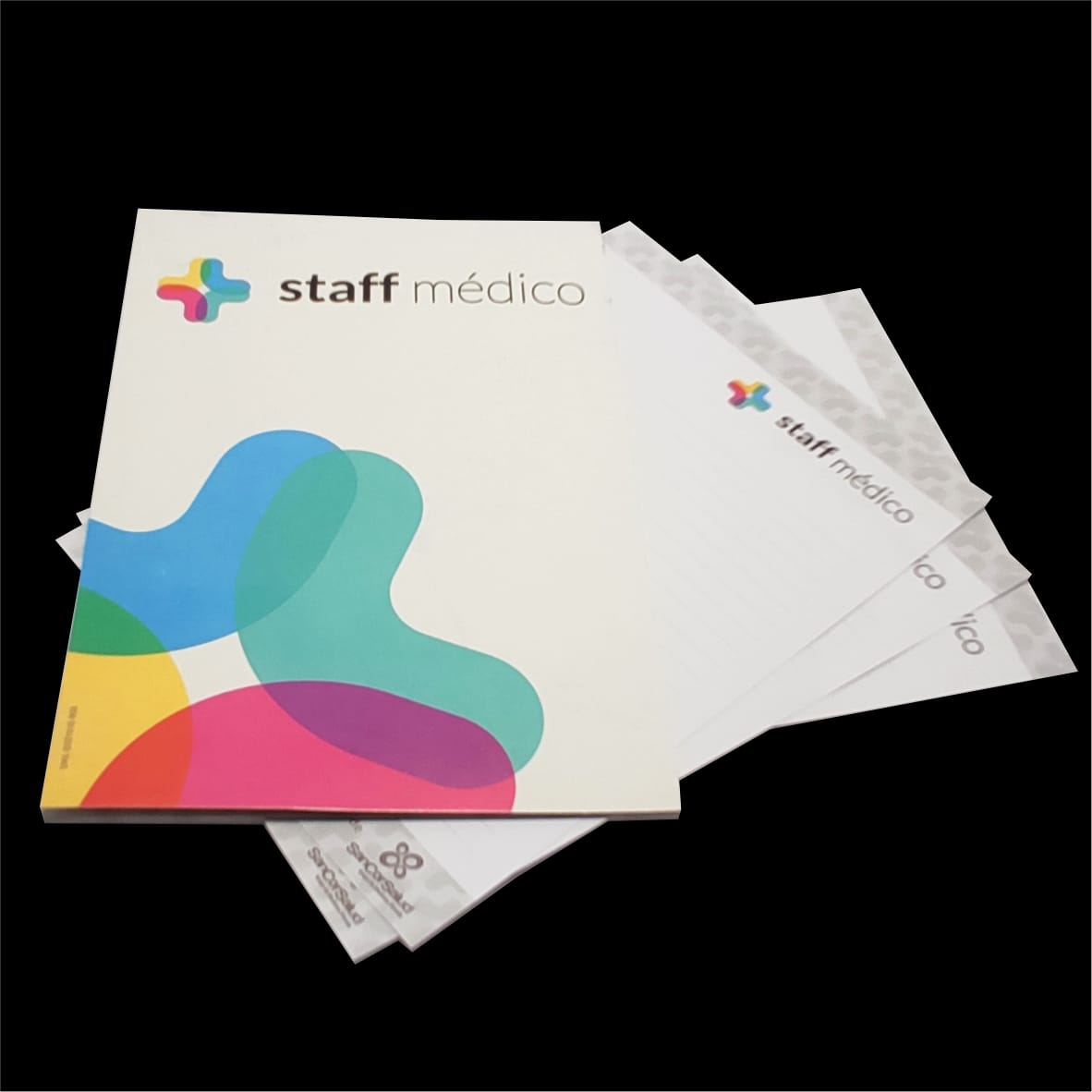 Carpetas Staff Medico