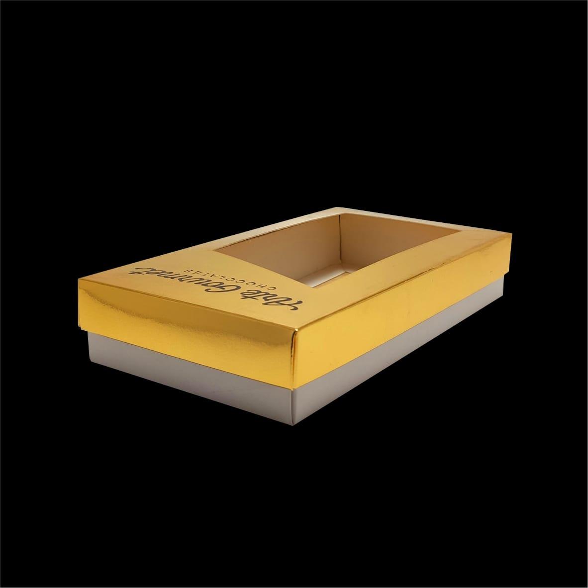 Packaging Arte Gourmet Chocolates